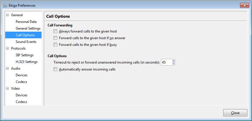 Ekiga 4 0 1 Free Download for Windows 10, 8 and 7 - FileCroco com