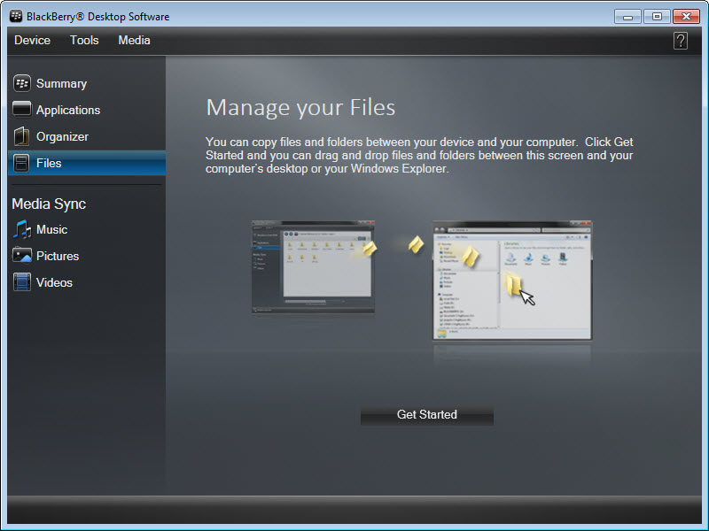blackberry software download 2