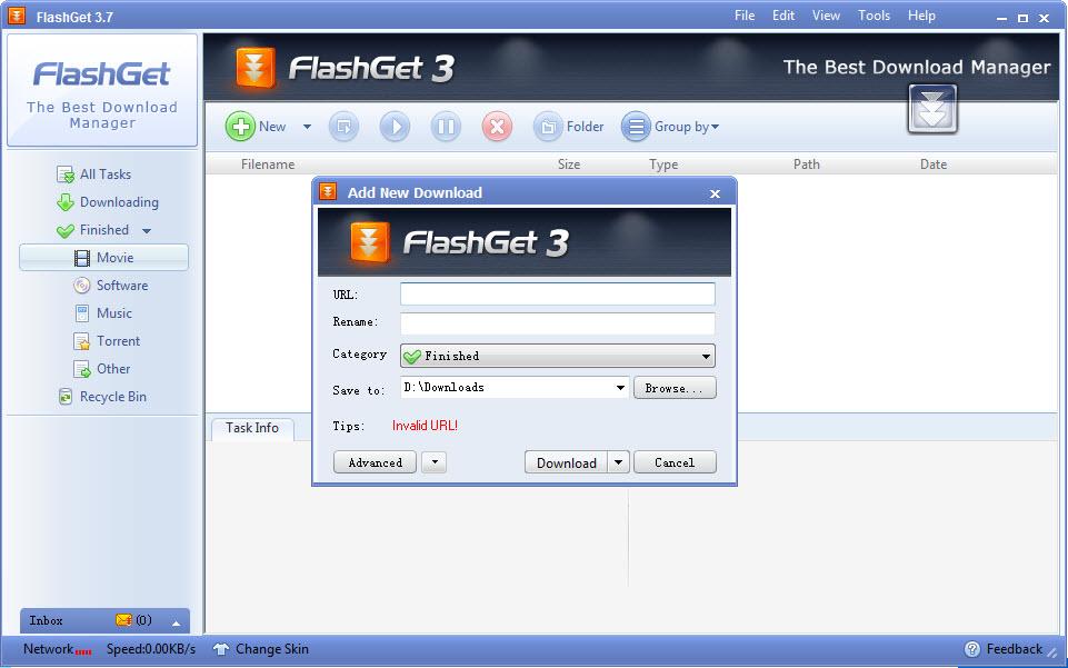 flashget 3.7 gratuit