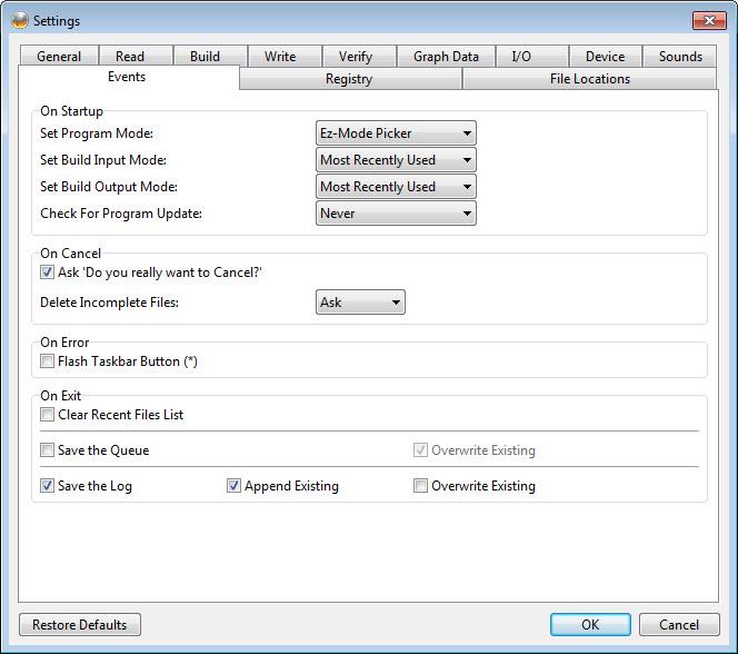 ImgBurn 2 5 8 0 Free Download for Windows 10, 8 and 7 - FileCroco com