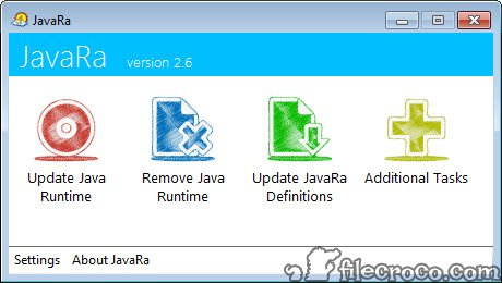 JavaRa 2 6 Free Download for Windows 10, 8 and 7 - FileCroco com