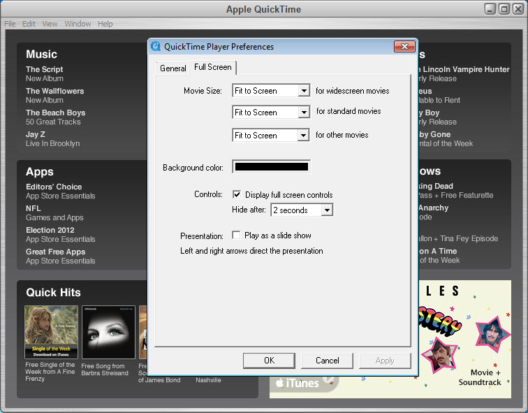 quicktime 7.7.9 pour windows 10