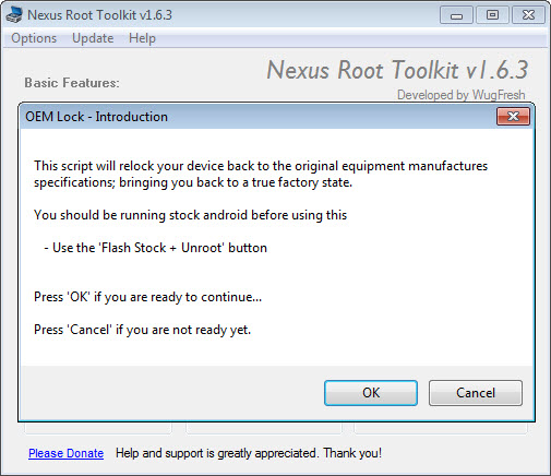 Nexus Root Toolkit 2 1 9 Free Download for Windows 10, 8 and 7