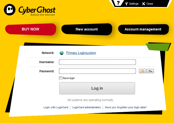 Cyber Ghost Download