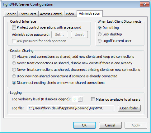 TightVNC 2 8 23 Free Download for Windows 10, 8 and 7 - FileCroco com