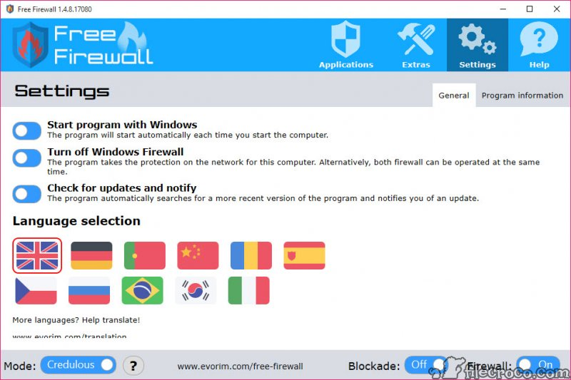 Evorim Firewall 2 4 3 Free Download for Windows 10, 8 and 7