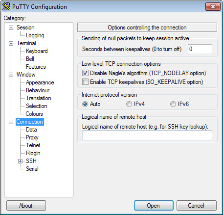 PuTTY 0 72 Free Download for Windows 10, 8 and 7 - FileCroco com