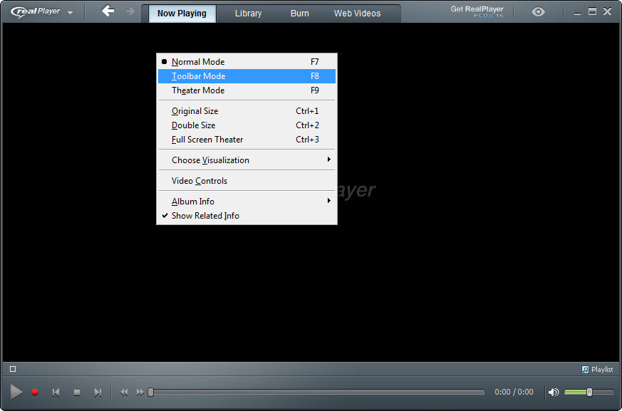 RealPlayer 18 1 18 202 Free Download for Windows 10, 8 and 7