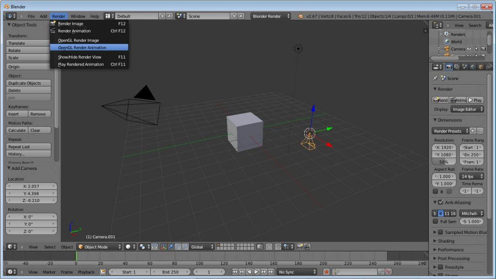 Blender 2 80 Free Download for Windows 10, 8 and 7 - FileCroco com