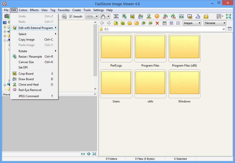 FastStone Image Viewer 7 4 Free Download for Windows 10, 8