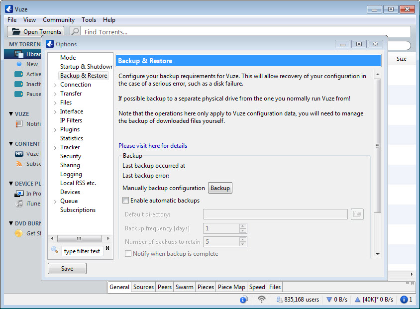vuze offline installer 32 bit