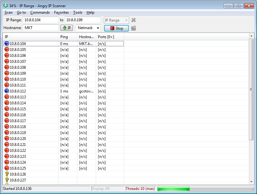 gratuitement angry ip scanner 2.21
