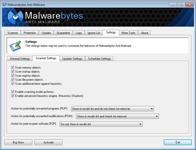 malware bytes op windows 10