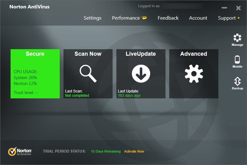 free norton antivirus download for windows 7