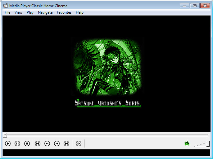 media player classic satsuki