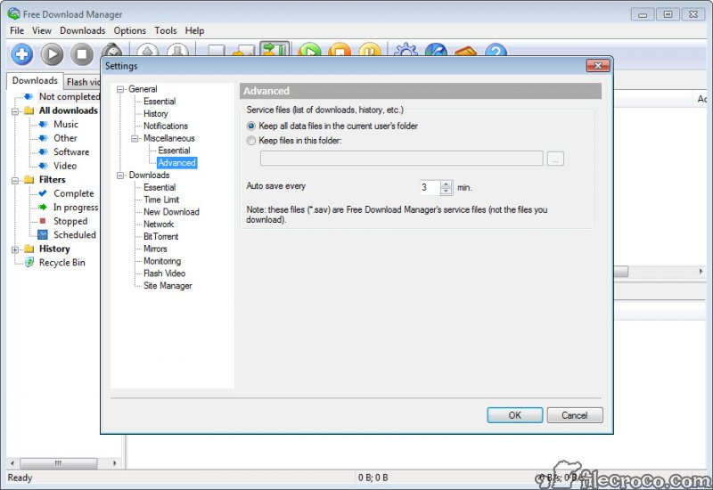 Free Download Manager 5 1 38 Build 7312 Free Download for