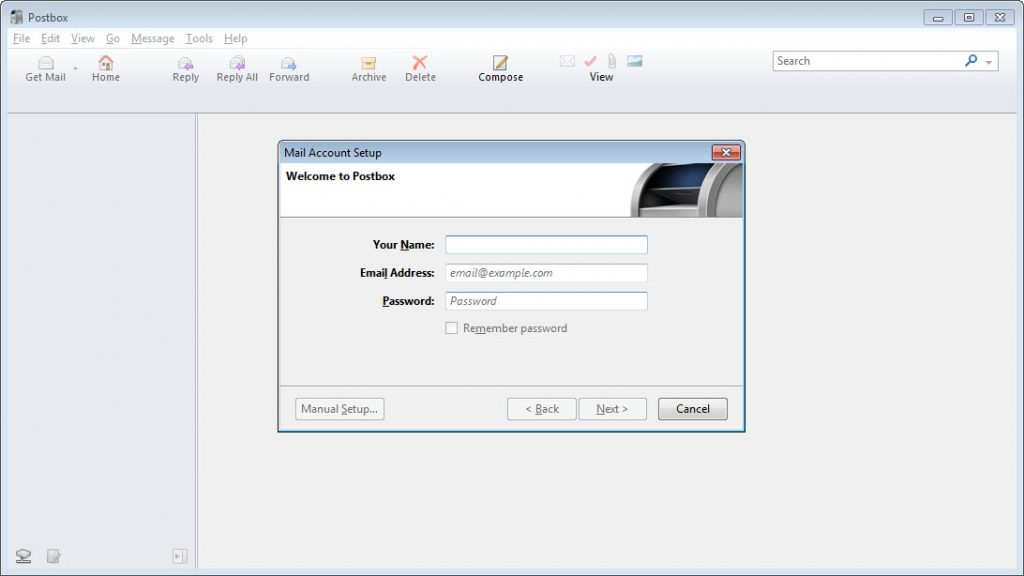 free download email software for windows 7
