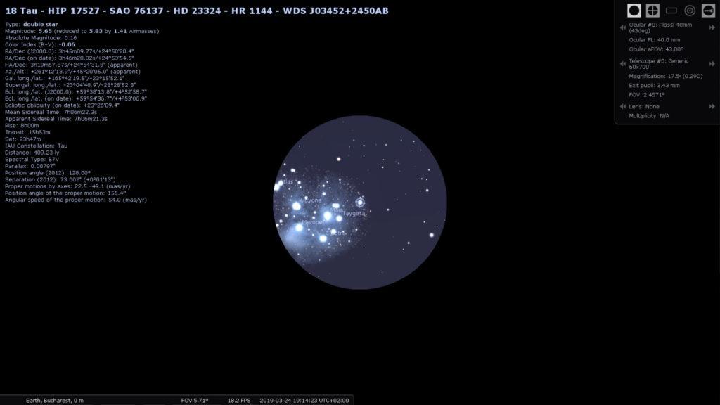 Stellarium 0 19 1 1 Free Download for Windows 10, 8 and 7
