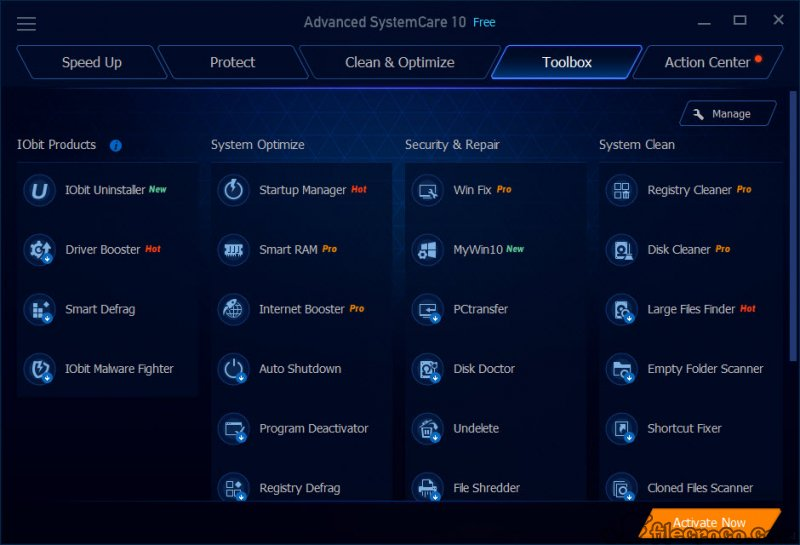 advanced systemcare free download win 7