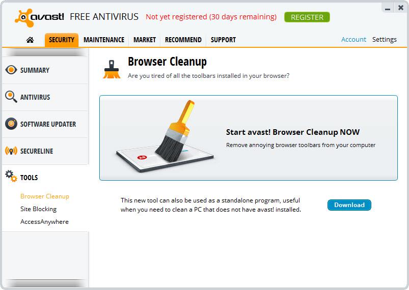 Avast! Antivirus 19 7 2388 Free Download for Windows 10, 8