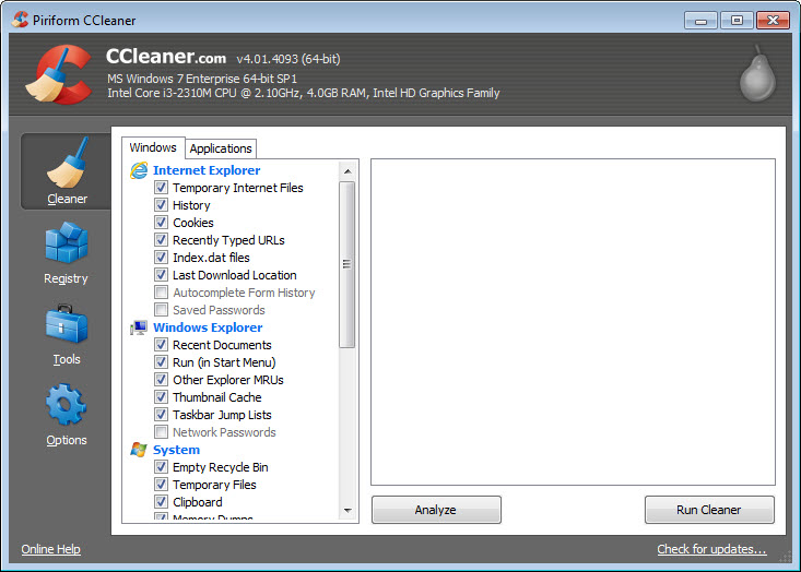 download ccleaner full version gratis