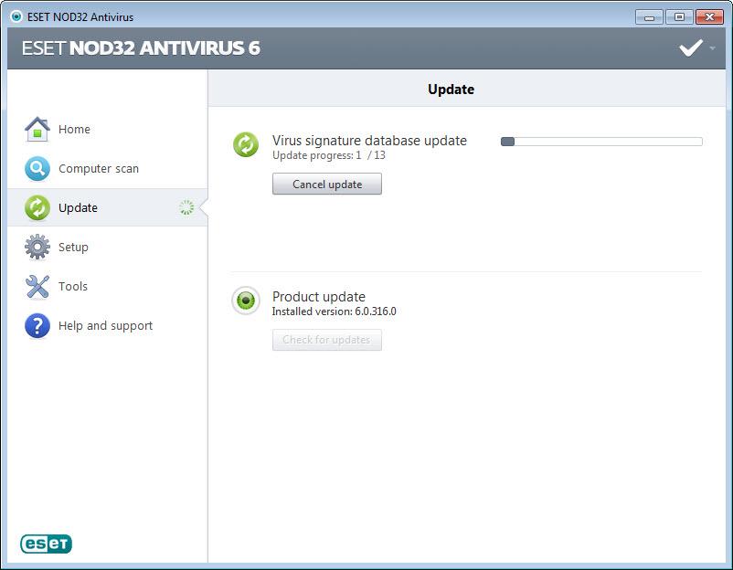 ESET NOD32 Antivirus 12 2 23 0 Free Download for Windows 10, 8 and 7