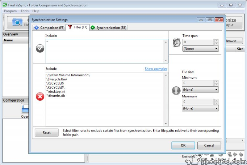 FreeFileSync 10 14 Free Download for Windows 10, 8 and 7 - FileCroco com