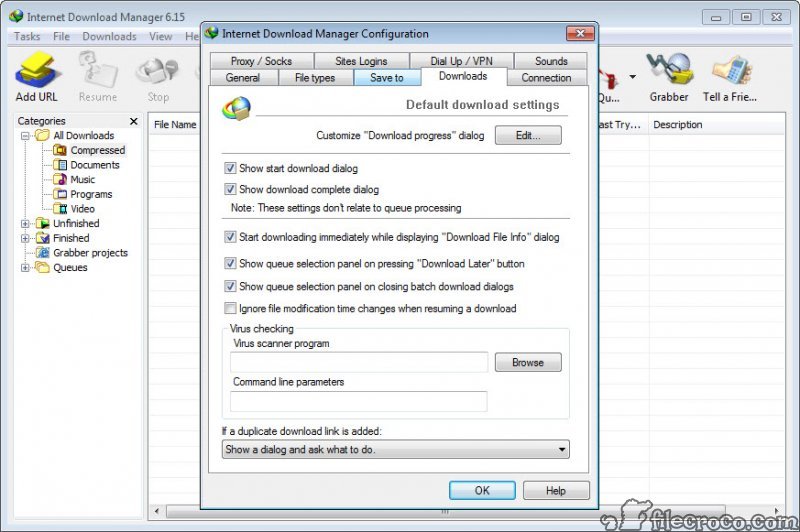 descargar internet download manager gratis para windows xp