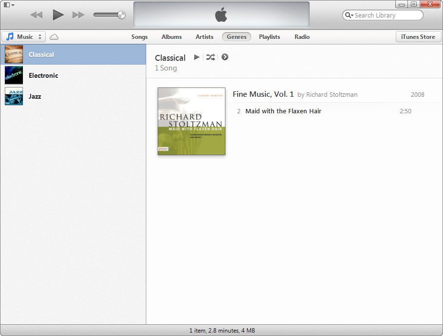 derniere version itunes 10.6.3