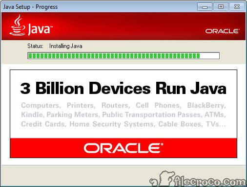 Java Runtime Environment 8 Update 221 Free Download for Windows 10
