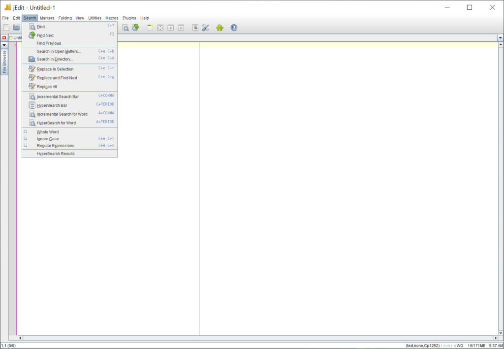 Download text editor for c programming