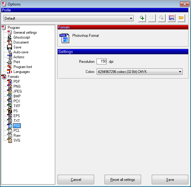 PDFCreator 3 5 1 Free Download for Windows 10, 8 and 7