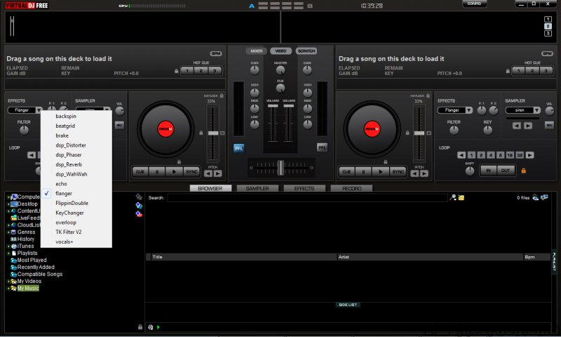 virtual dj windows 10