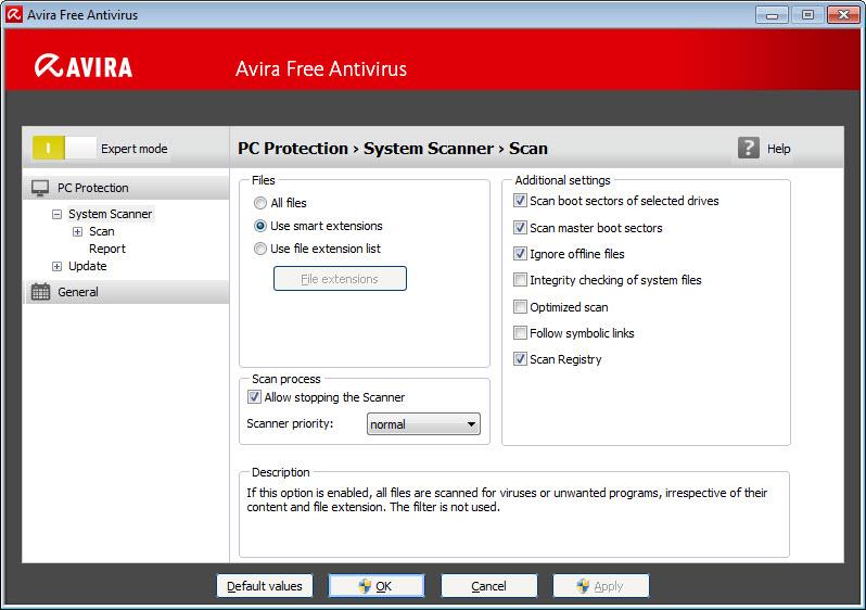 Avira Antivirus 15 0 1908 1579 Free Download for Windows 10