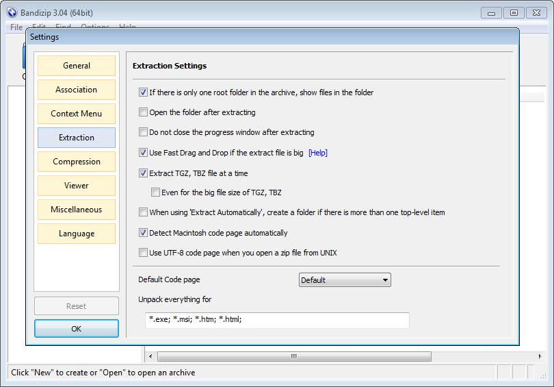 Bandizip 6 24 Free Download for Windows 10, 8 and 7 - FileCroco com