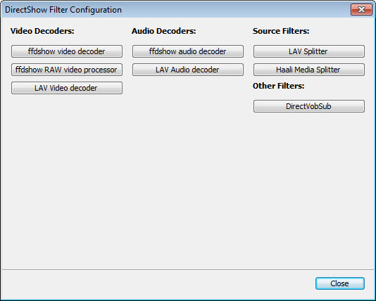 Free K-lite Codec Pack For Mac Os X