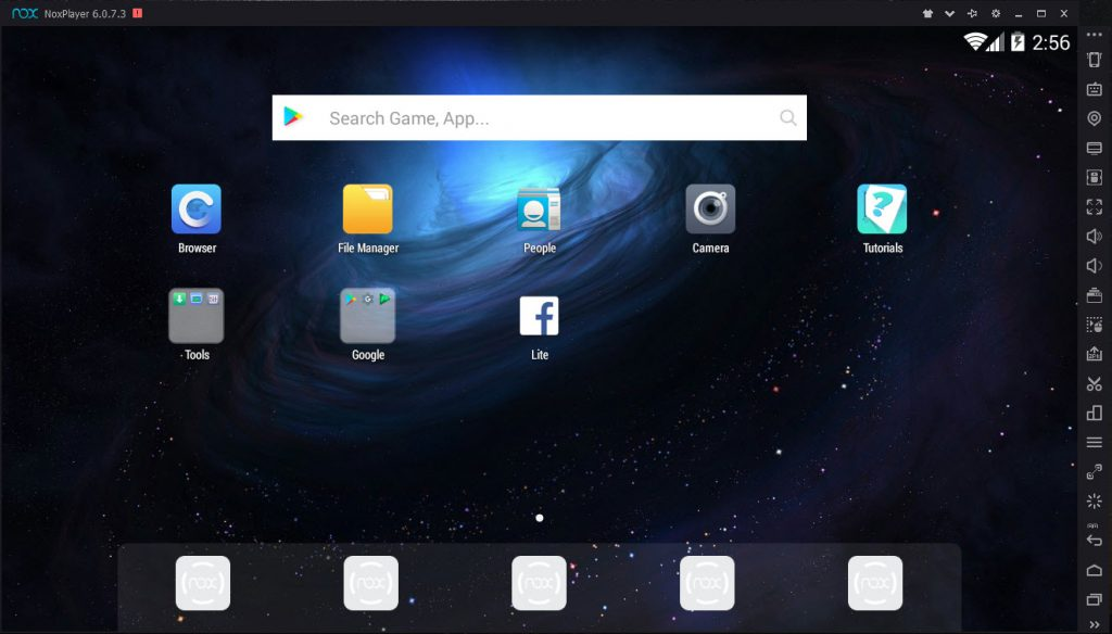 Nox Player 6 3 0 7 Free Download for Windows 10, 8 and 7