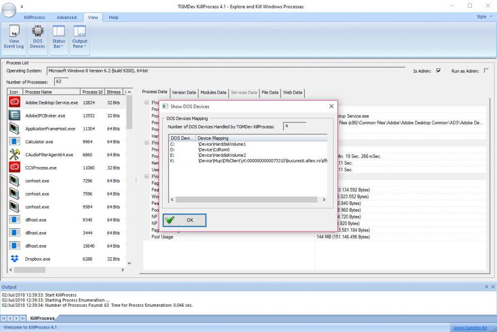 KillProcess 4.3  Portable [eliminar cualquier proceso] [Ingles] [UL.IO] Killprocess-2-1024x684