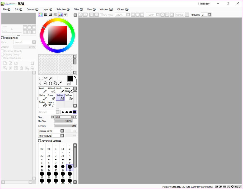 paint tool sai 1.2.0 full