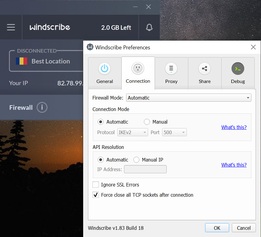 Windscribe lifetime free