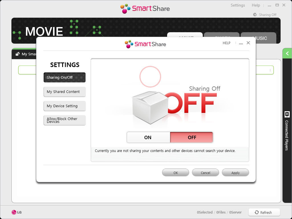 LG Smart Share 2 3 1511 1201 Free Download for Windows 10, 8 and 7