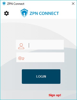 ZPN Connect 2 0 3 Free Download for Windows 10, 8 and 7