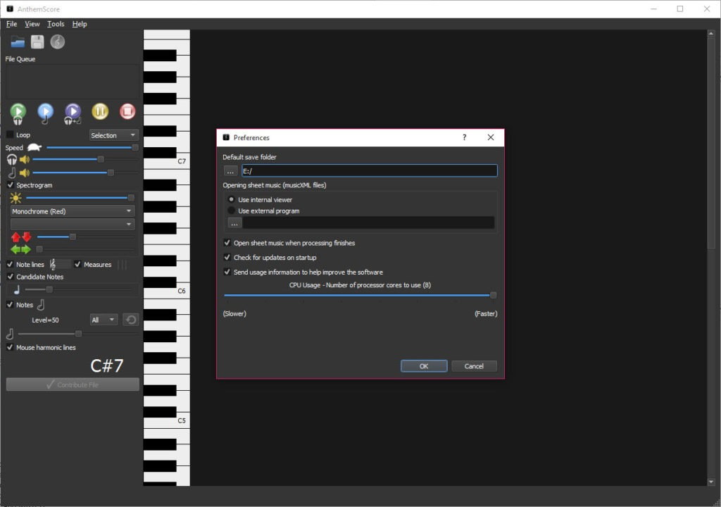 AnthemScore 3 8 0 Free Download for Windows 10, 8 and 7
