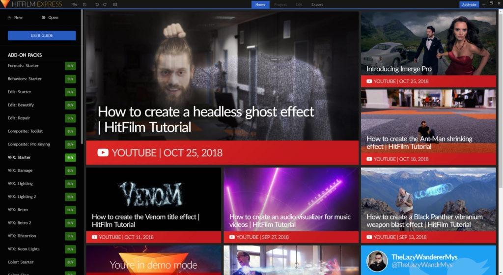 hitfilm 4 express free download for windows 7 64 bit