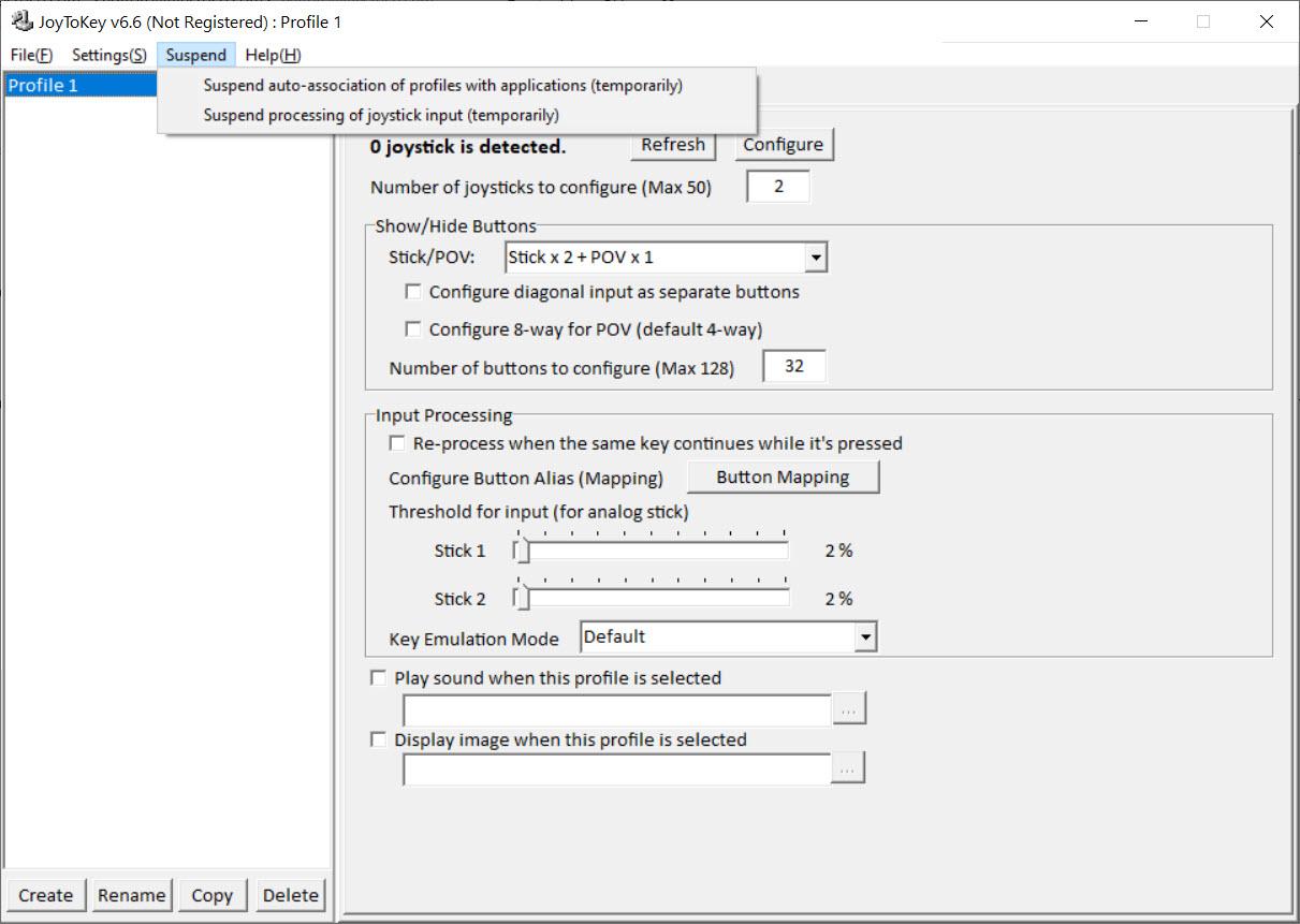 JoyToKey 6 3 Free Download for Windows 10, 8 and 7