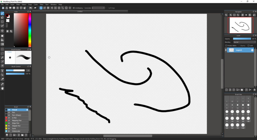 MediBang Paint Pro 24 1 build 2 1 20 Free Download for Windows 10, 8