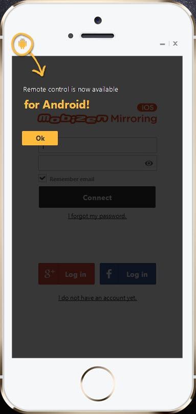 mobizen iphone 5