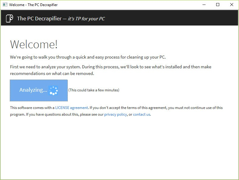 PC Decrapifier 3 0 1 Free Download for Windows 10, 8 and 7