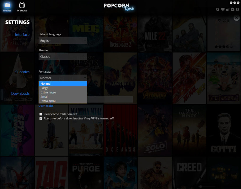 Popcorn Time 6 1 0 Free Download for Windows 10, 8 and 7