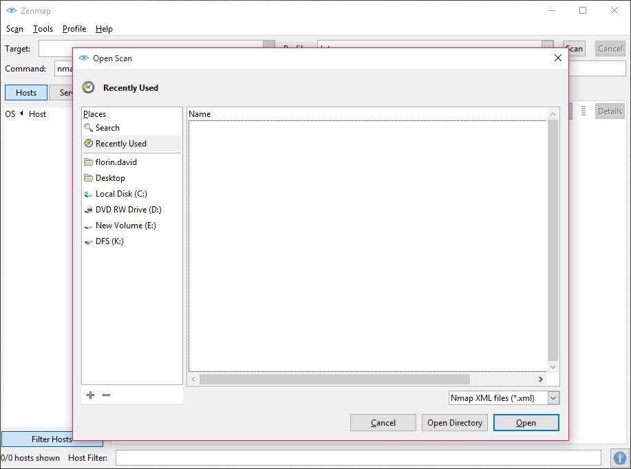 Zenmap windows 8 downloads.